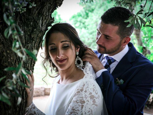 La boda de Fernando y Rocio en Sevilla, Sevilla 37