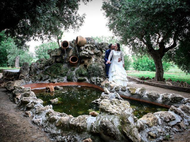 La boda de Fernando y Rocio en Sevilla, Sevilla 38