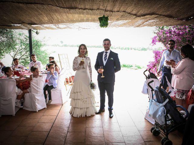 La boda de Fernando y Rocio en Sevilla, Sevilla 39