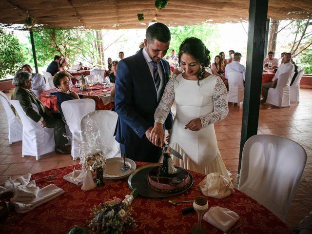 La boda de Fernando y Rocio en Sevilla, Sevilla 44