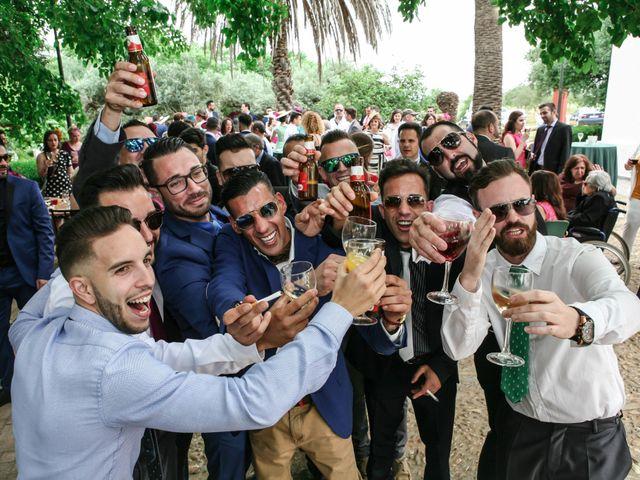 La boda de Fernando y Rocio en Sevilla, Sevilla 49