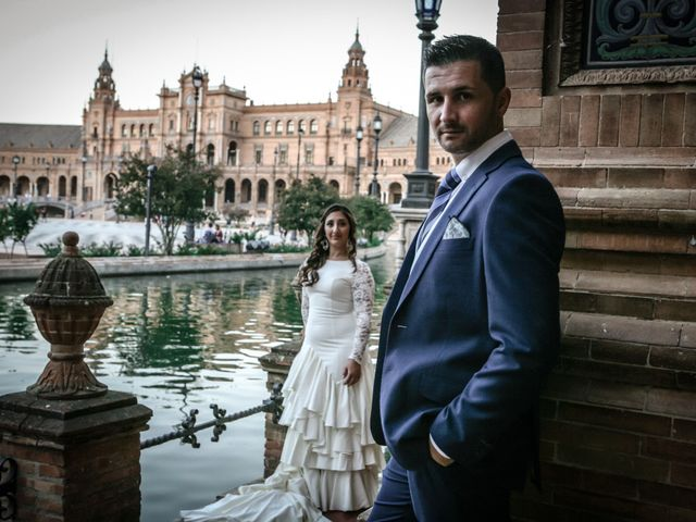 La boda de Fernando y Rocio en Sevilla, Sevilla 56