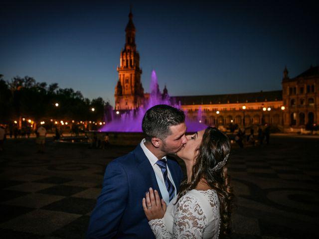 La boda de Fernando y Rocio en Sevilla, Sevilla 58