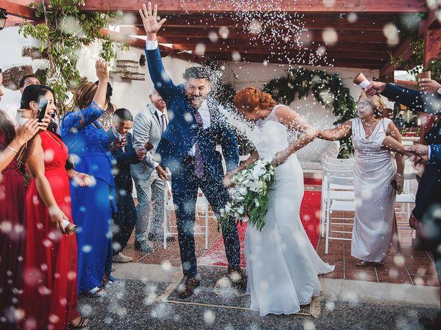 La boda de Angie y Gilberto