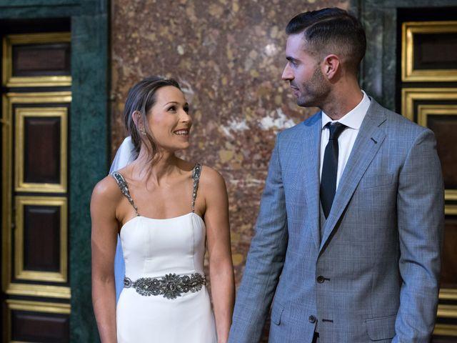 La boda de Rodrigo y Marta en San Lorenzo De El Escorial, Madrid 19