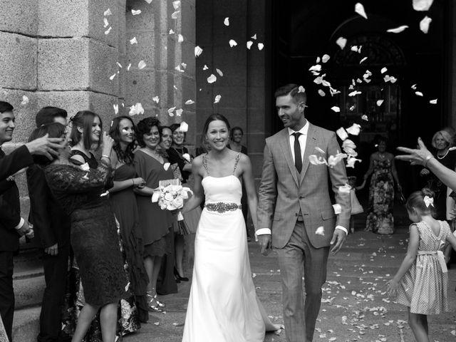 La boda de Rodrigo y Marta en San Lorenzo De El Escorial, Madrid 22
