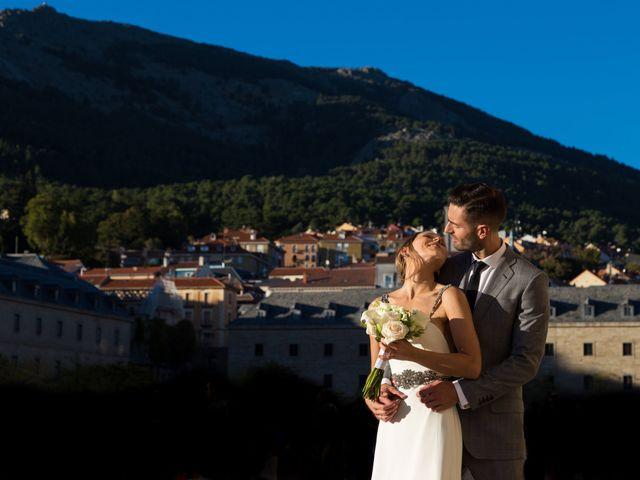 La boda de Marta y Rodrigo