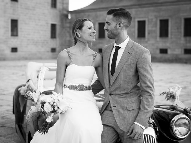 La boda de Rodrigo y Marta en San Lorenzo De El Escorial, Madrid 24