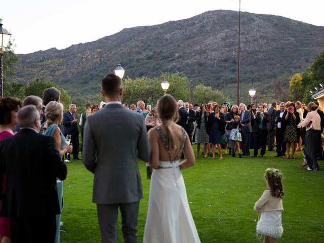 La boda de Rodrigo y Marta en San Lorenzo De El Escorial, Madrid 26