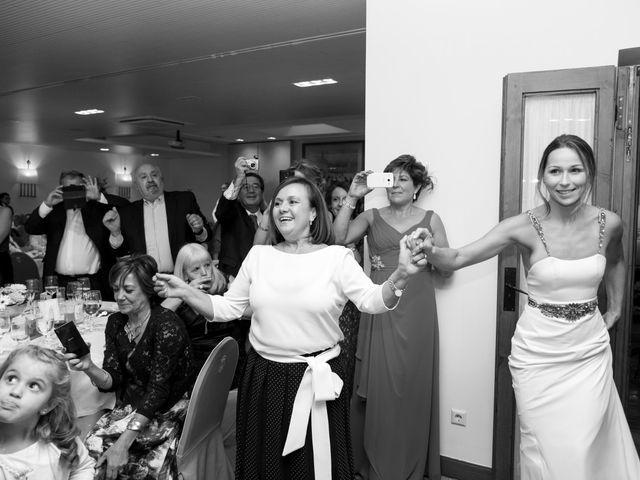 La boda de Rodrigo y Marta en San Lorenzo De El Escorial, Madrid 28