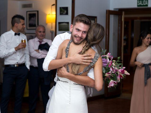 La boda de Rodrigo y Marta en San Lorenzo De El Escorial, Madrid 30