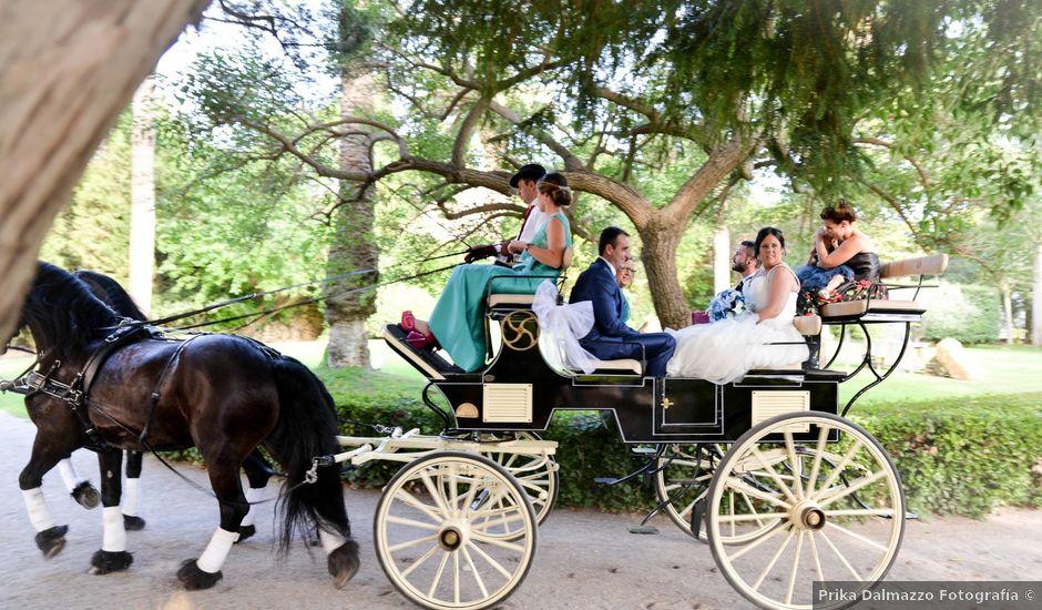 La boda de Pedro y Laura en L' Arboç, Tarragona