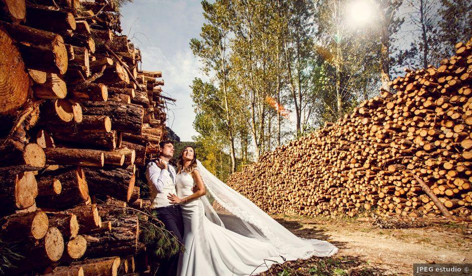 La boda de Javier y Alexandra en Logroño, La Rioja