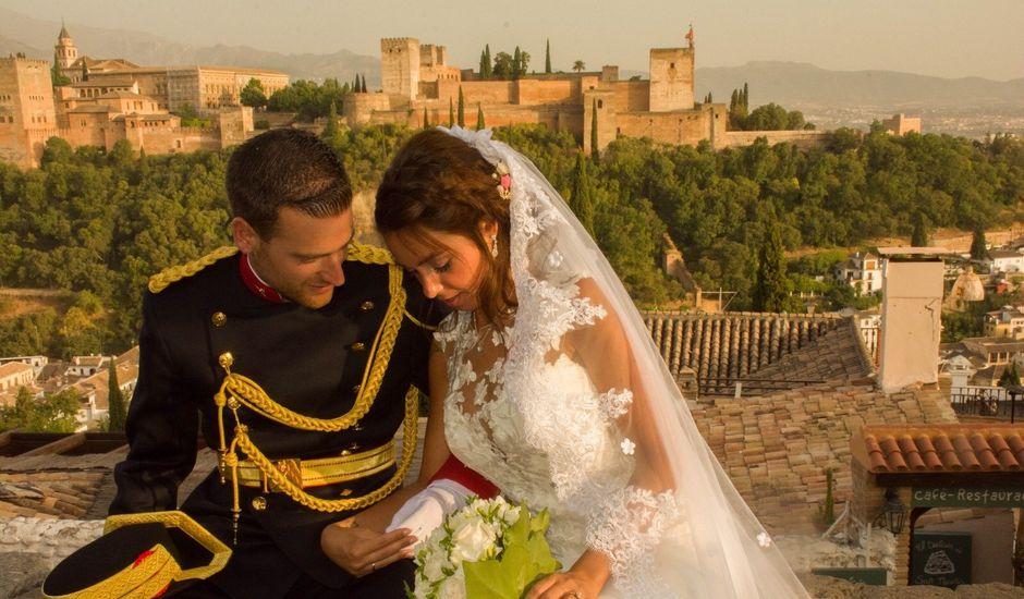 La boda de Victor y Elisabeth en La Zubia, Granada