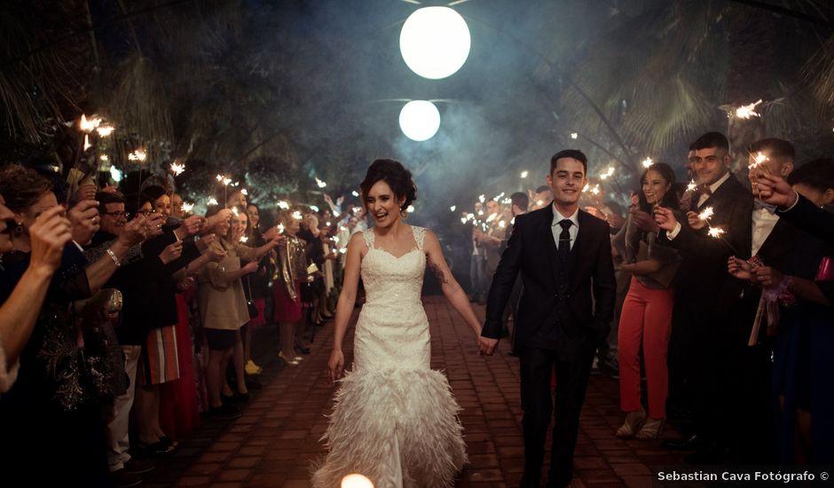 La boda de Nicasio y Miriam en Lebor, Murcia