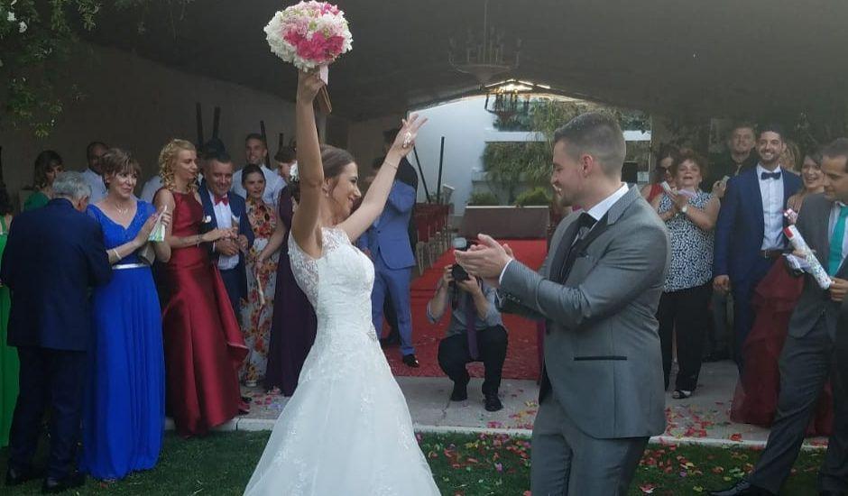 La boda de Erika y Jaime en Cubas De La Sagra, Madrid