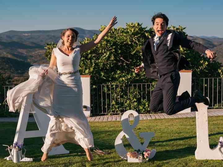 La boda de Leonor y Ángel