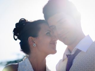 La boda de Àngela y Marc