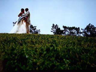 La boda de Debora  y Goro