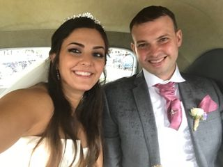 La boda de Jennifer  y Ian