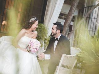 La boda de Yulia y Manuel