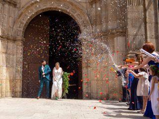 La boda de Lorena y Samuel