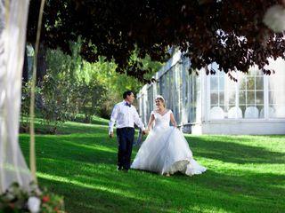 La boda de Elena  y Manuel