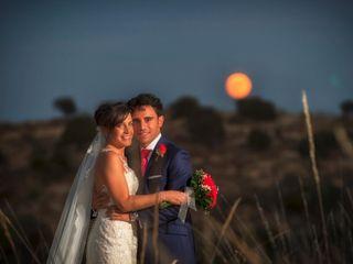La boda de Melisa y Josevi