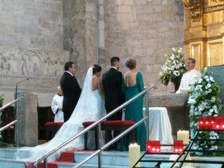 La boda de Patry y Óscar