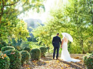 La boda de Andrea y Valentín