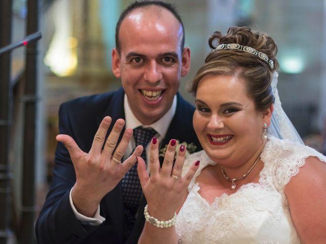 La boda de José y Mónica en Andujar, Jaén 1