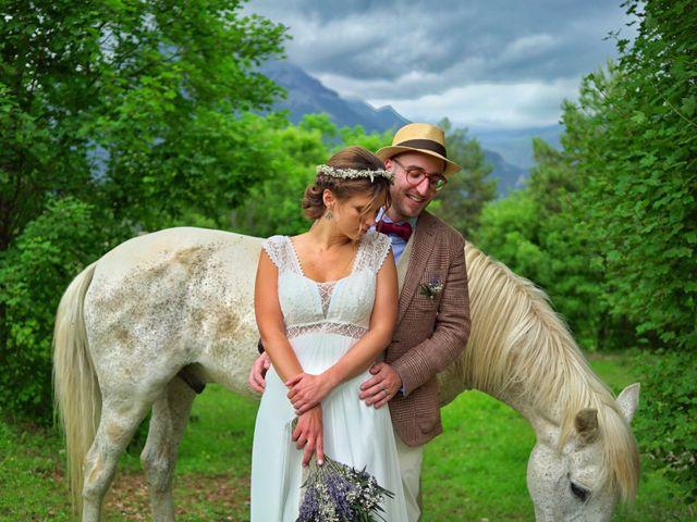 La boda de Núria y Isidro