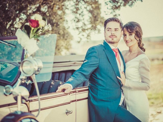 La boda de Caty y Edu