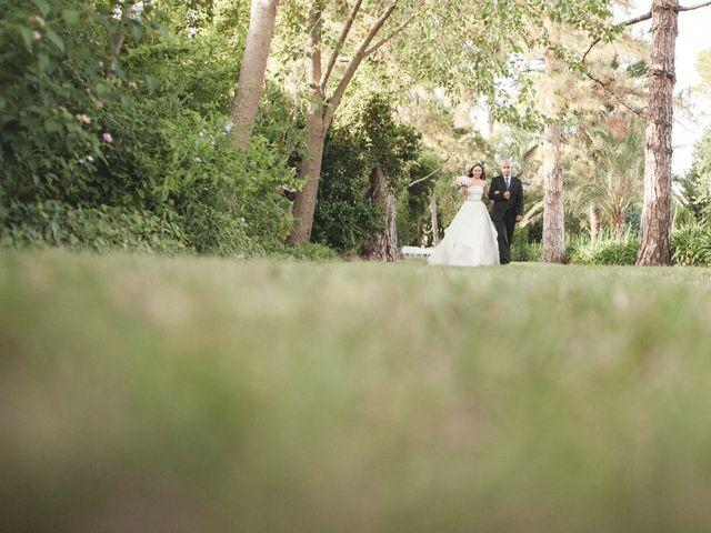 La boda de Manuel y Yulia en Beniarbeig, Alicante 42