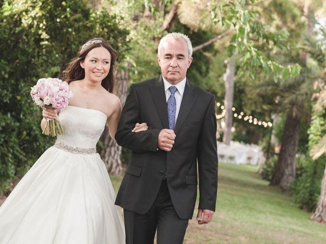 La boda de Manuel y Yulia en Beniarbeig, Alicante 43