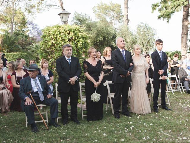 La boda de Manuel y Yulia en Beniarbeig, Alicante 45