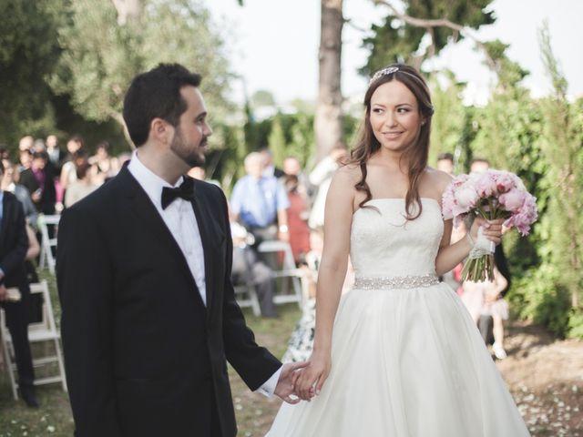 La boda de Manuel y Yulia en Beniarbeig, Alicante 46