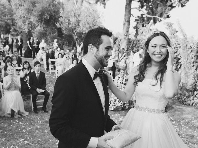 La boda de Manuel y Yulia en Beniarbeig, Alicante 53