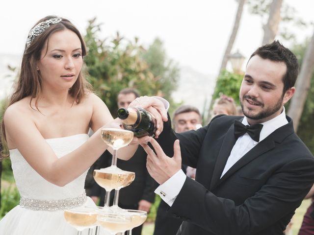 La boda de Manuel y Yulia en Beniarbeig, Alicante 64