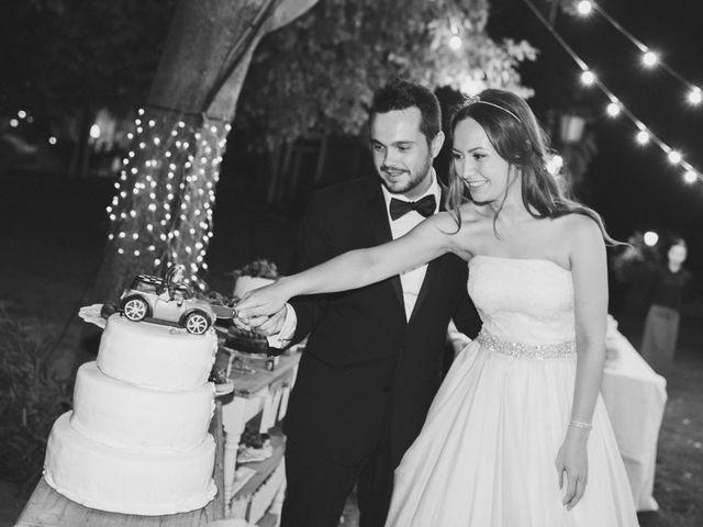 La boda de Manuel y Yulia en Beniarbeig, Alicante 91