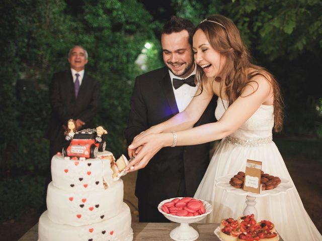 La boda de Manuel y Yulia en Beniarbeig, Alicante 92