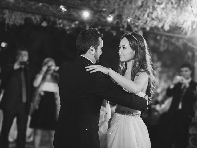 La boda de Manuel y Yulia en Beniarbeig, Alicante 93