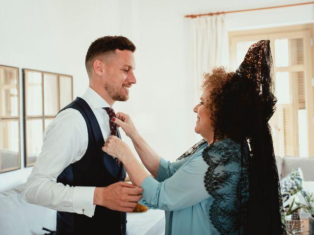 La boda de Juan y Cristina en Málaga, Málaga 42