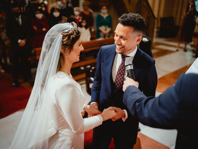 La boda de Juan y Cristina en Málaga, Málaga 53