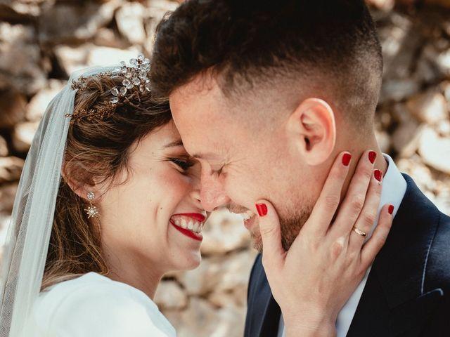 La boda de Juan y Cristina en Málaga, Málaga 61