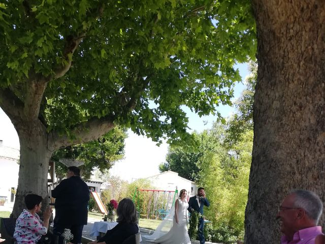 La boda de Samuel y Lorena en Zaragoza, Zaragoza 16