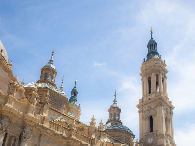 La boda de Samuel y Lorena en Zaragoza, Zaragoza 1