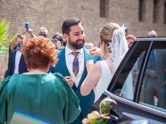 La boda de Samuel y Lorena en Zaragoza, Zaragoza 19