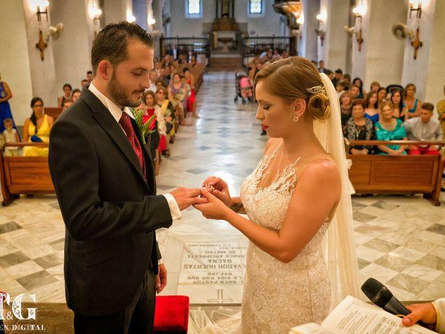 La boda de Alfonso y Mara en Motril, Granada 2