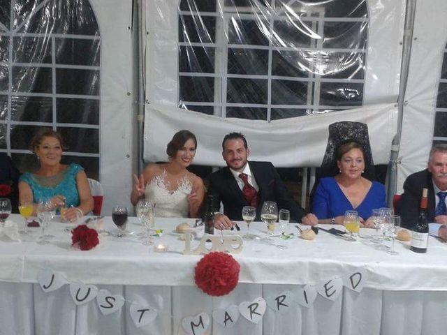 La boda de Mara y Alfonso